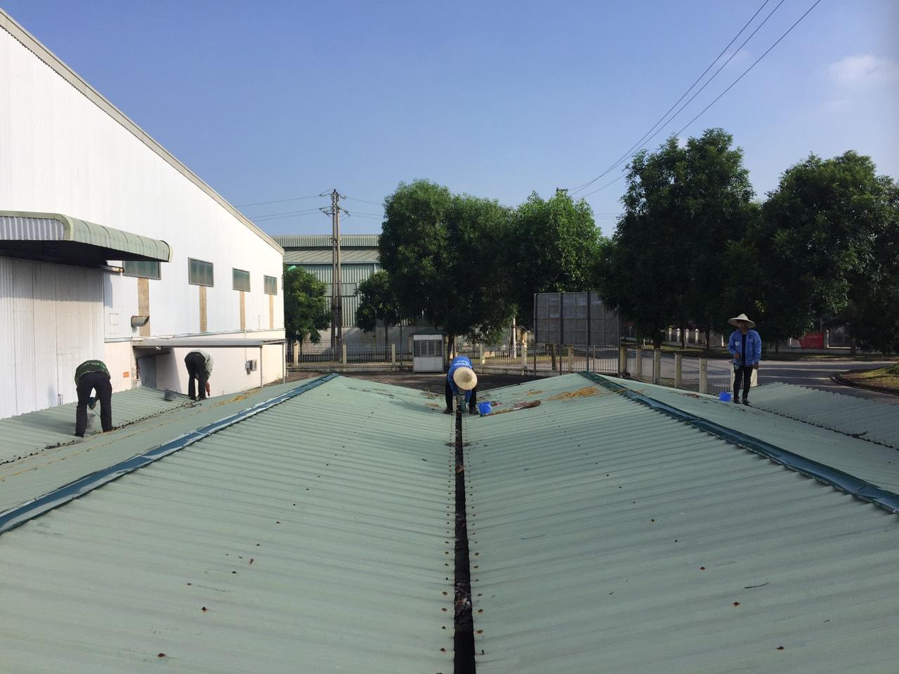 Dịch vụ sửa chữa Nhà Xưởng chuyên nghiệp