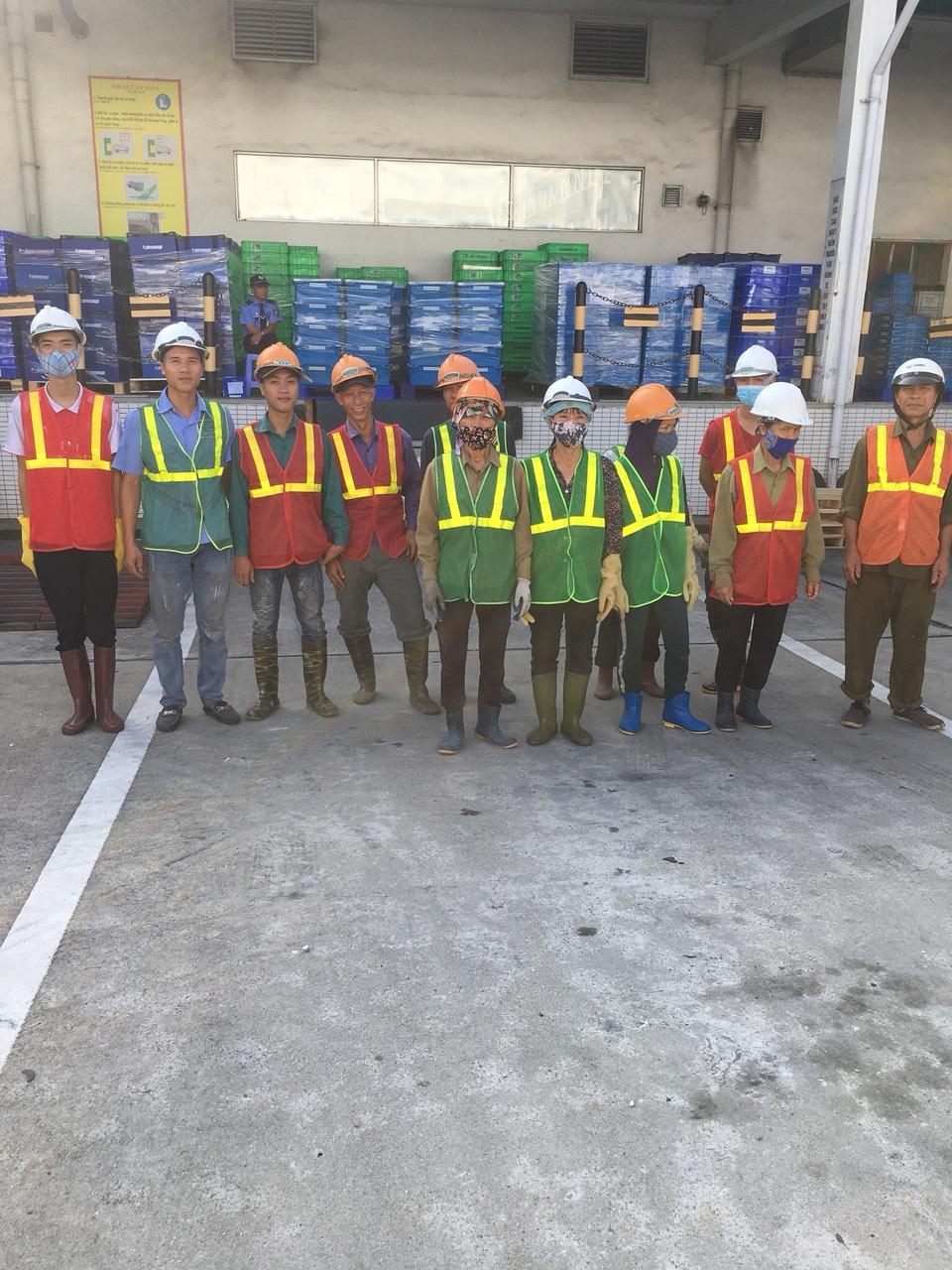 Dịch vụ vệ sinh công nghiệp số 1 Hải Dương