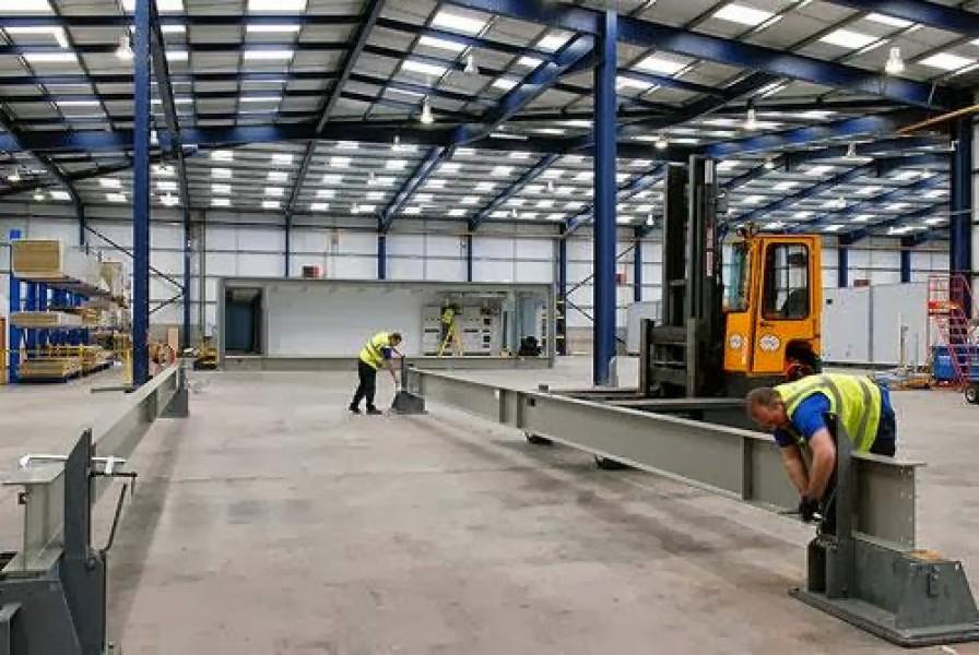 Dịch vụ sửa chữa, nâng cấp nhà xưởng trọn gói