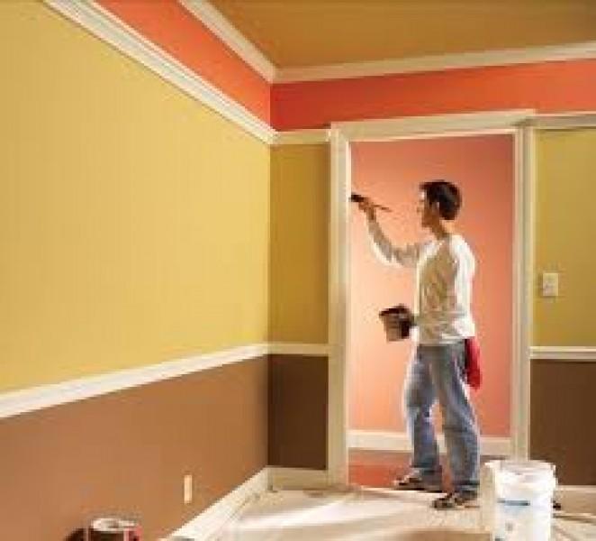 Dịch vụ sơn nhà trọn gói chuyên nghiệp tại Hải Dương